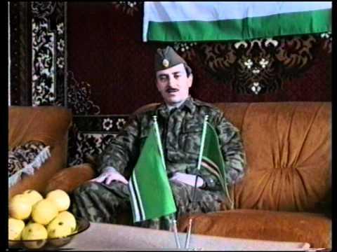 Джохар Дудаев. Герменчук 1995. 2 часть