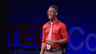 Why The World Needs Super Heroes Who Look Different? | Tony Weaver | TEDxCollegePark