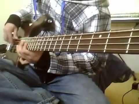 Nana Opening 1 Black Stones Rose Bass Cover