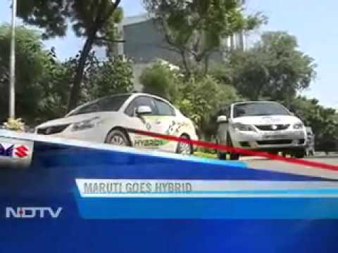Maruti Suzuki SX4 Hybrid Eeco Electric- NDTV