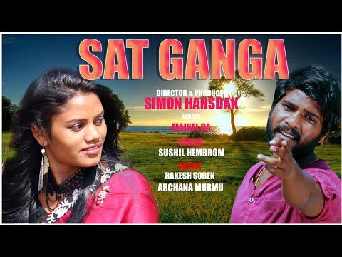 SAT GANGA/NEW SUPERHIT SANTHALI SAD SONG/SUSHIL HEMBROM/2019