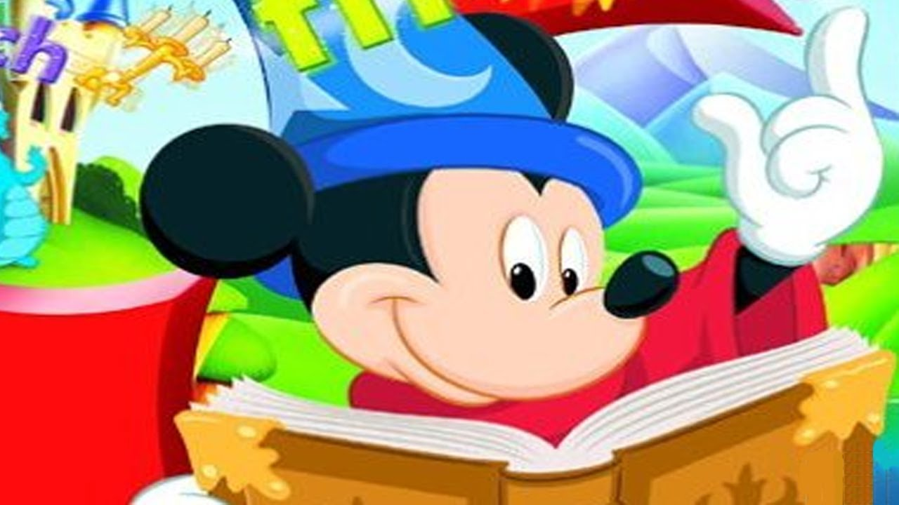 Mickey Mouse Clubhouse Educational Games For Kids Youtube