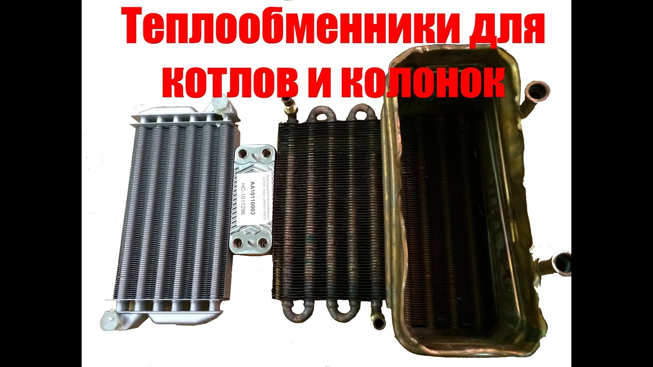 теплообменники techno system