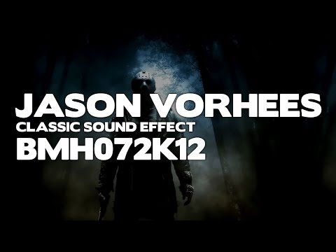 Jason Voorhees Classic Sound Effect (read description)