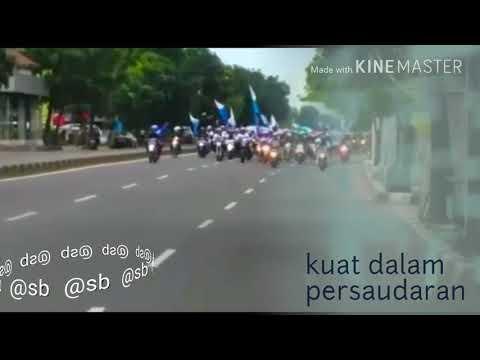 Konvoi saat aniversary xtc indonesia