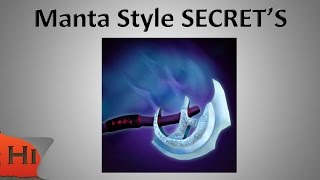 SECRETOS ESTILO MANTA - MANTA STYLE SECRET