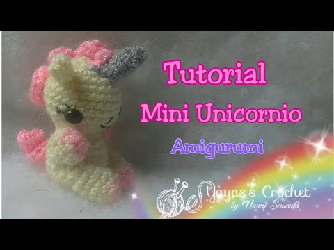 Baby unicorn amigurumi pattern - Amigurumi Today | 360x480