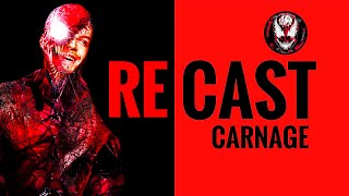 MCU Carnage RECAST | Top 5 Actors For The MCU's Cletus Kasady - TC Does Comics