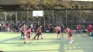 青嶺盃三人籃球錦標賽 男子小學邀請組決賽 崇真vs潮商
