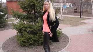 Отзыв о кожаных легинсах от производителя. Кожаные лосины в Киеве, Одессе  Модные леггинсы оптом(, 2015-03-31T09:56:49.000Z)