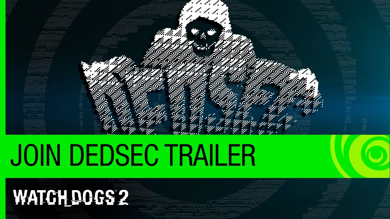 Watch Dogs  Live Trailer
