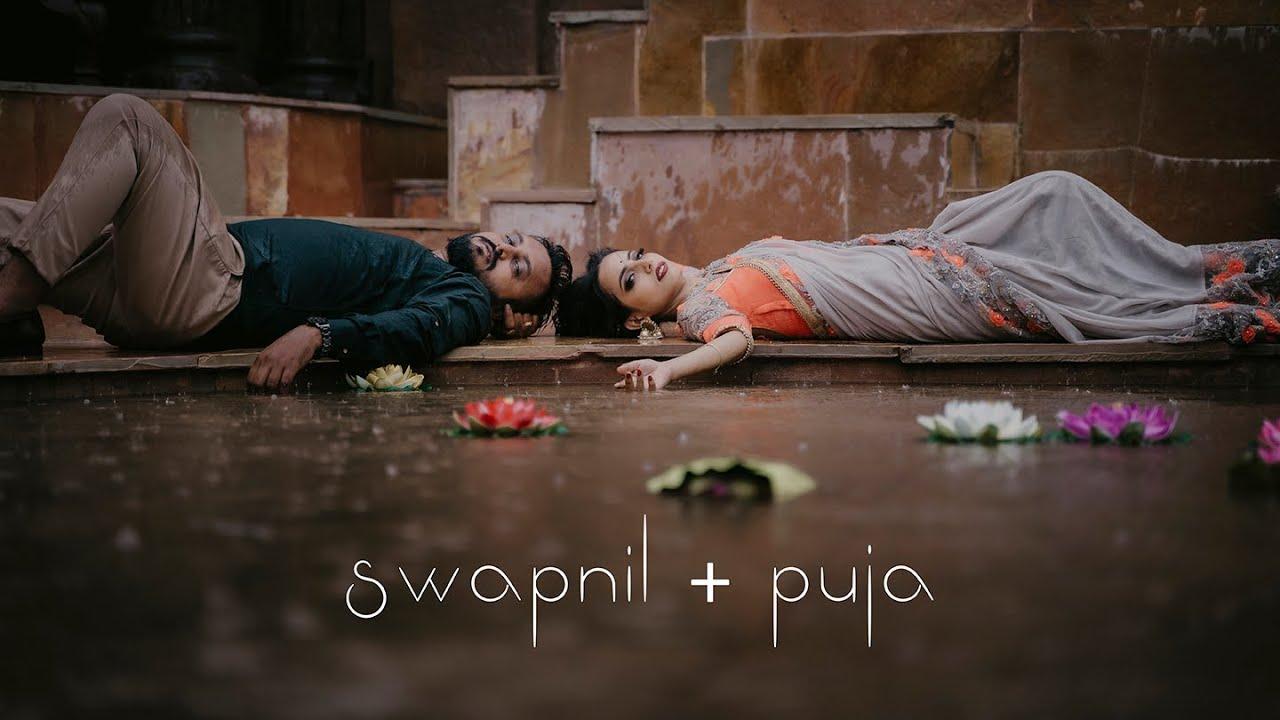 Swapnil + Puja | Prewedding Shoot | lafabuloso | Wedding Photocam