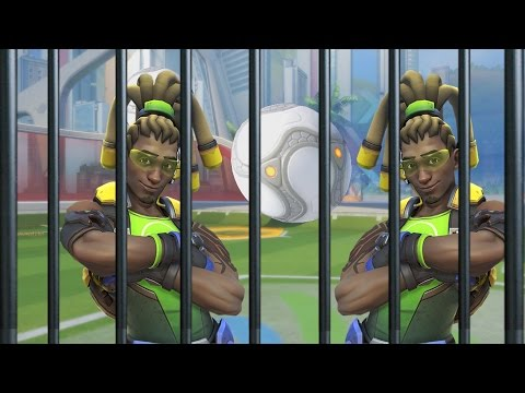Overwatch - The Traumatic Experience of Lucioball