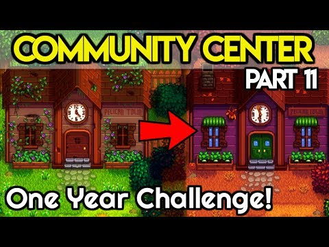 🏆Community Center ONE Year Challenge #11🏆- *SUMMER FISH!* - Stardew Valley