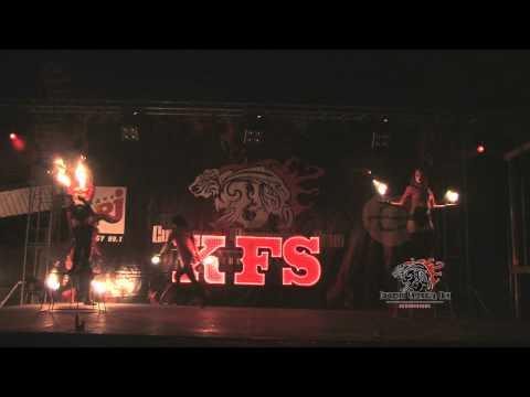 KrasFireShow(KFS), Сибирский Фестиваль Огня IV