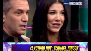 VERNACI, RINCON Y LOS HOMBRES DESCARTABLES  - 22-05-14