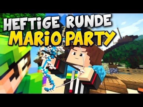 DAS IST EINE RICHTIGE RUNDE! - Minecraft: MARIO PARTY #18