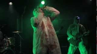 "Gutalax - Shiteater / Swallowing the Seeds of an Elderly Deer - Live at ""Grindweh Vol. 2"""