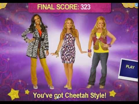 The Cheetah Girls One World Games Bollywood Dressing