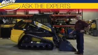 Ask The Experts: What Should I Know About New Holland Compact Track Loader Control Functions?