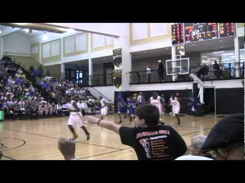 Michael Anderson # 24, Laneville (TX) High School, Senior Highlights