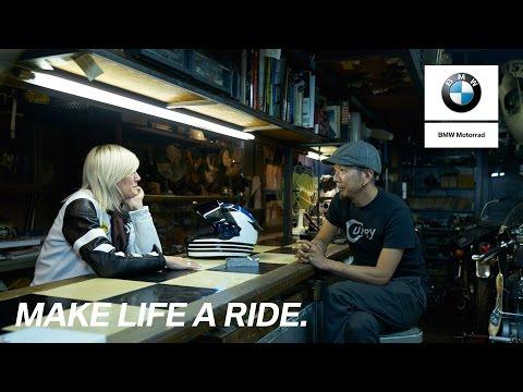 Interview: Japanese custom bike artist Daisuke Mukasa