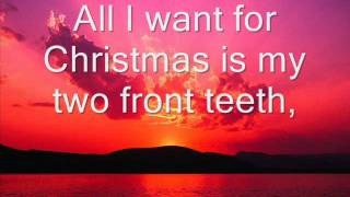 DPEE- All I Want for Christmas is my Two Front Teeth.wmv