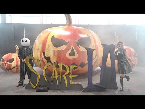 Scare LA 2018 - First Ever Dark Convention & Halloween Pop Up Theme Park