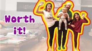Worth It Dansımız   Bizim Aile Eğlenceli Çocuk Videoları