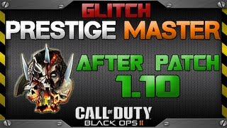 Glitch BO2 // Prestige 11 / Master AFTER PATCH 1.10 ★ FR ONLINE FREE PS3 XBOX 360 | FPS Belgium