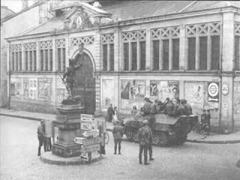 Lib ration ville de remiremont 1944 youtube for Piscine de remiremont