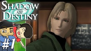Laughing at Lebensbaum | Let's Play Shadow of Destiny Part 1 | Shadow of Destiny gameplay ep 1
