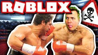 DEN STÆRKESTE BOKSER! 💪 :: Vercinger i Dansk Roblox Boxing Simulator 2