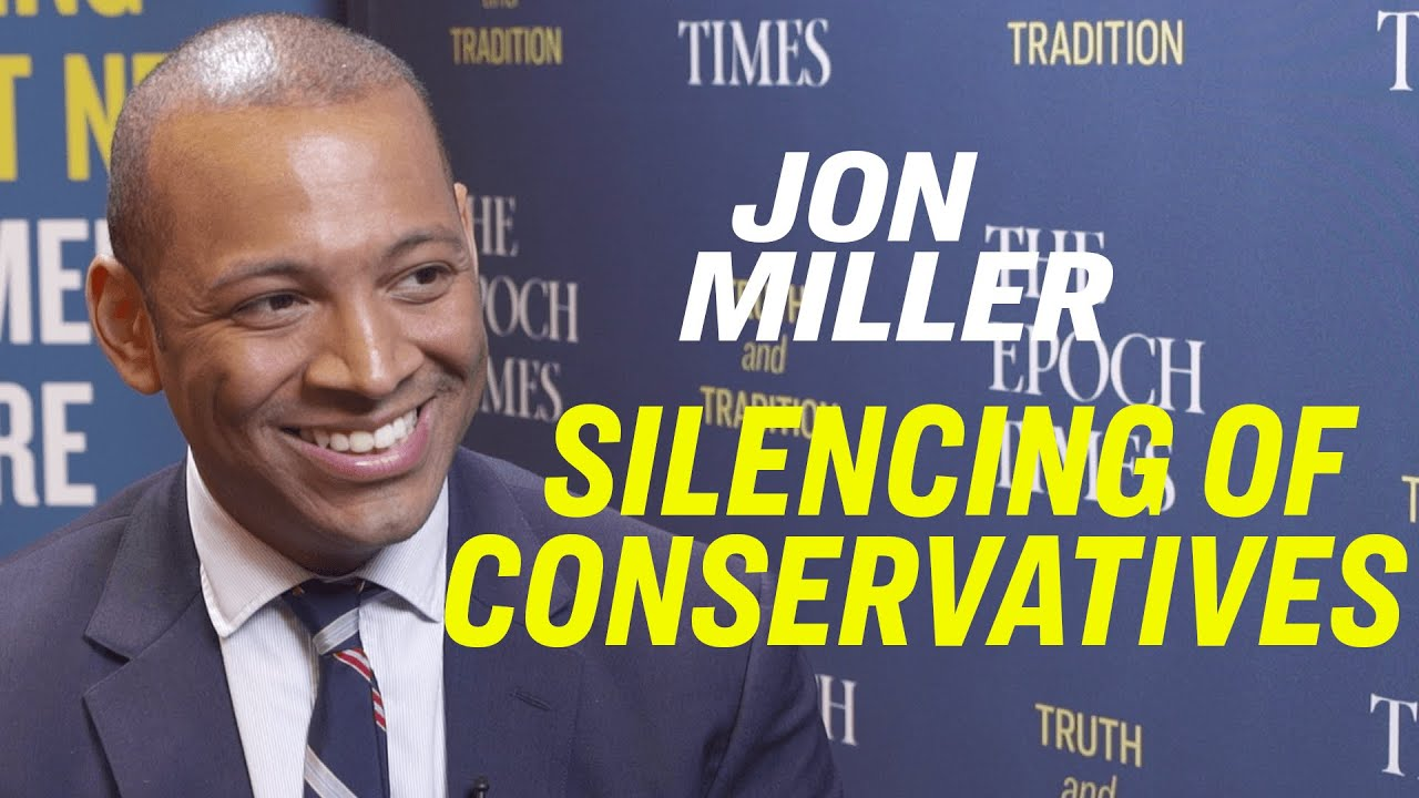 Epoch Times On Censorship of Conservatives & Squad's Accusations—White House Brief's Jon Miller