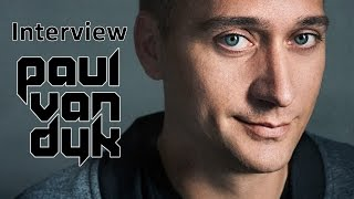 Music nStuff: Interview mit Paul van Dyk im Kesselhaus in Augsburg 2015