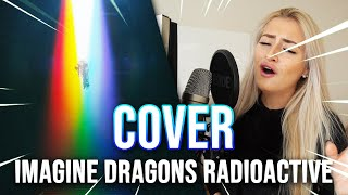 Imagine dragons - radioactive (cover) | Aneta Kurková