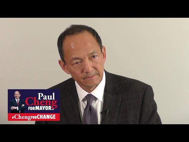 PAUL CHENG - Press Release