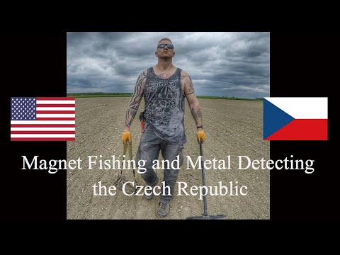 Czech Republic-Magnet Fishing and Metal Detecting