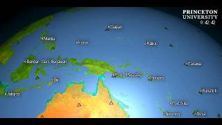 Magnitude 6.9 Quake, E. CAROLINE ISLANDS, MICRONESIA