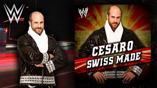 "WWE: ""Swiss Made"" (Cesaro) [V3] Theme Song + AE (Arena Effect)"