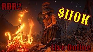 Red Dead Redemption 2 Online Bonus Gold/Money Week