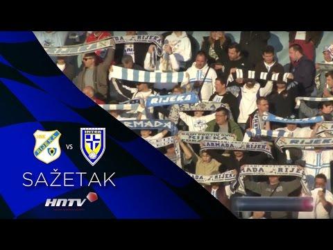 HNTV sažetak: RIJEKA vs INTER-ZAPREŠIĆ 2:0 (31.kolo, MAXtv Prva liga 16/17)