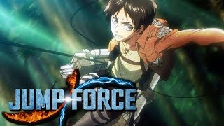 jump force cac trailer