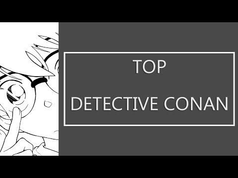 Top 50 Detective Conan Anime Openings (8 Group Rank)