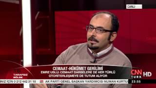 Emre Uslu: Cemaat Turkiyenin dunyadaki tek global markasidir