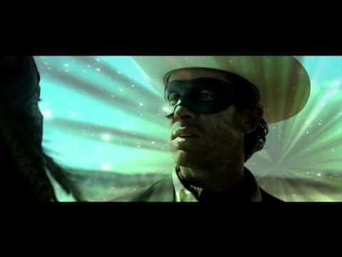 Lone Ranger - Tonto & John Reid