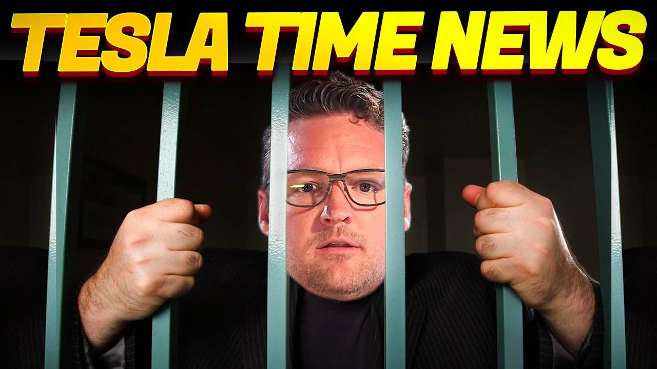 Tesla Time News - Trevor Milton Arrested