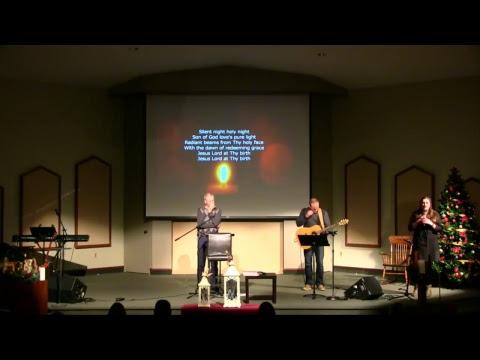 Jacksonville Baptist Church - Christmas Eve Candlelight Service