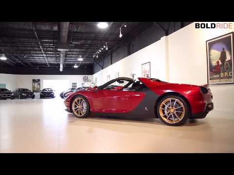 $3.9M Ferrari Pininfarina Sergio Overview – BoldRide.com