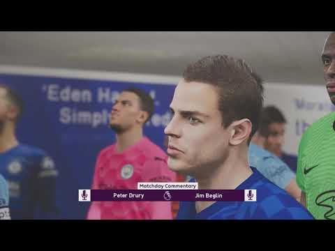 Chelsea FC vs. Manchester City [0-1]   Premier League 21/22   Full Match - Set. 25